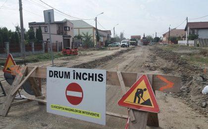 Restricții de circulație noi și vechi în Timișoara