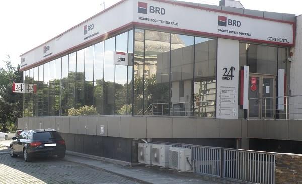 Nu intrați în BRD - Agenția Continental din Timișoara