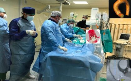 Două operaţii deosebite, realizate la Institutul de Boli Cardiovasculare Timişoara
