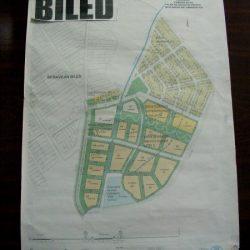 Noul cartier al localităţii a fost desenat în urmă cu mai bine de patru ani