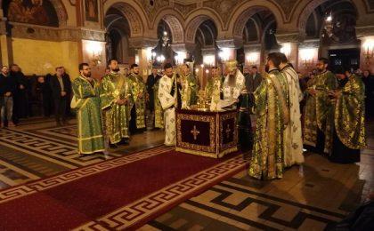 Catedrala Mitropolitană din Timişoara şi-a sărbătorit hramul istoric