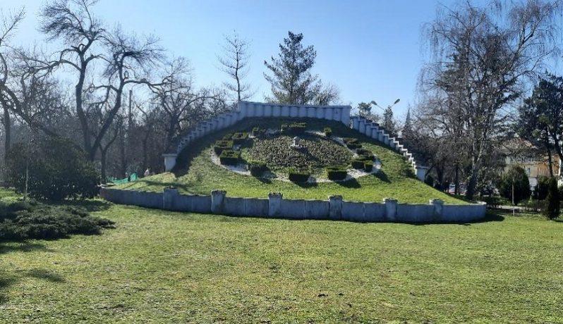 Ironia sorţii: Ceasul floral din Timișoara - pornit de Tritz, oprit de Fritz