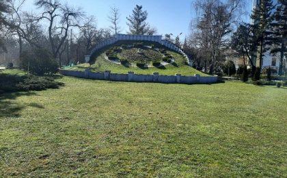 Derdeluș în centrul Timișoarei