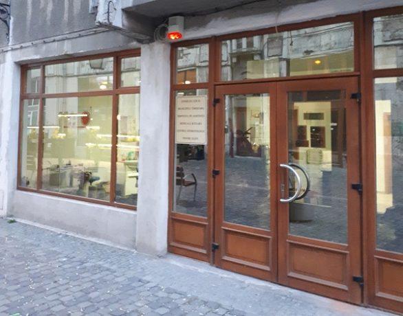 Centrul stomatologic de pe strada E. Carusso funcționează ilegal
