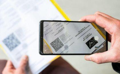 Certificatele digitale COVID-19 vor fi folosite și pe teritoriul României