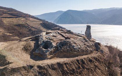 O veche cetate a Banatului revine la forma sa originală