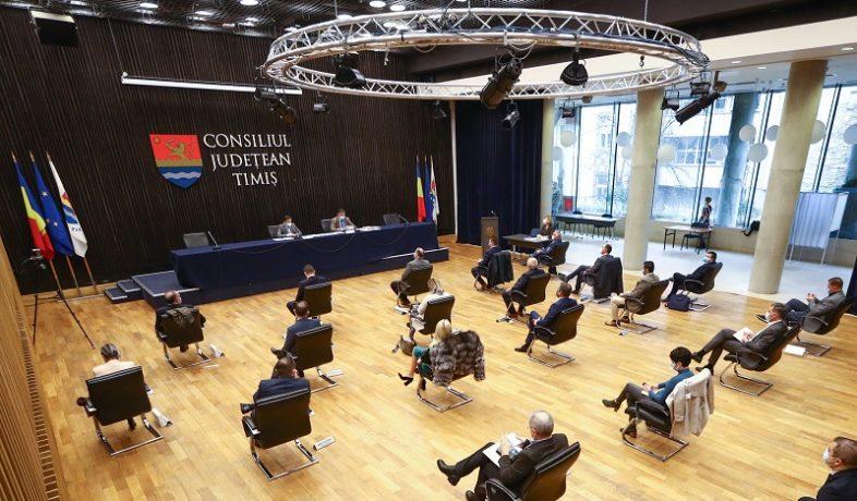 CJ Timiș a aprobat componența celor șapte comisii de specialitate. Cine sunt oamenii