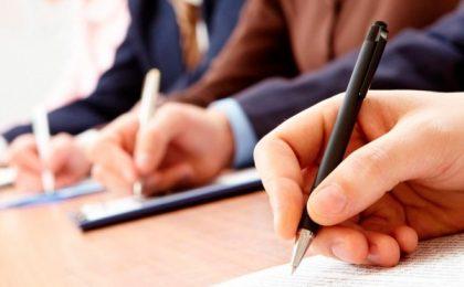 Anunţ oficial privind începerea concursului pentru posturile de directori de școli