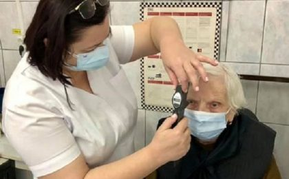 Investigații oftalmologice cu aparatură modernă la Spitalul Militar din Timişoara