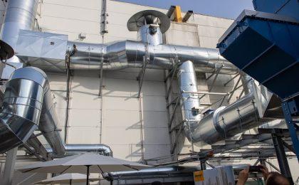 Continental Anvelope Timişoara susține că a redus mirosul emisiilor fabricii