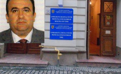 Şef nou la Comisariatului Județean pentru Protecția Consumatorilor Timiș