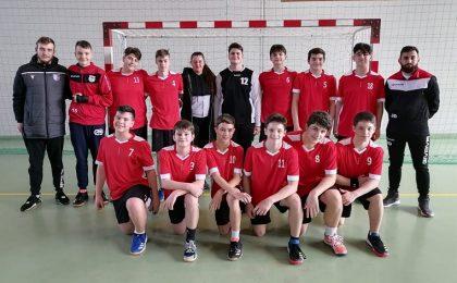 Când munca şi seriozitatea dau roade! Succes uriaş al tinerilor handbalişti de la CS Giroc-Chişoda