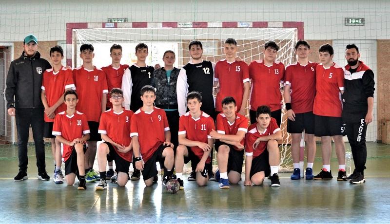Performanță uriașă pentru handbaliștii Juniori 3 de la CS Giroc-Chișoda! (galerie foto)