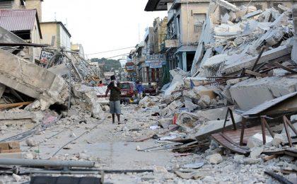 Cutremur teribil în Haiti. Autoritățile au anunțat că sunt zeci de morţi