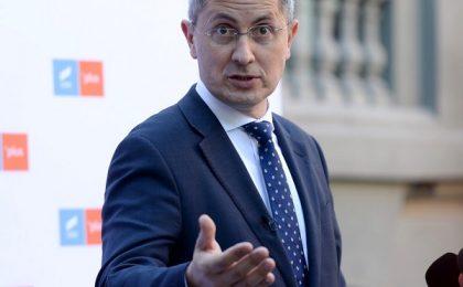 Dan Barna anunță demisiile miniștrilor USR din Guvern