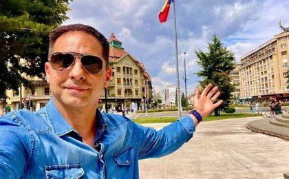 """Dan Negru, contabil la Spitalul """"Victor Babeș"""" din Timișoara"""