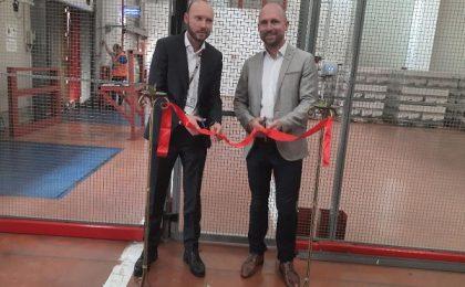 Diageo, lider global pe piața de băuturi alcoolice, a inaugurat depozitul din Dudeștii Noi