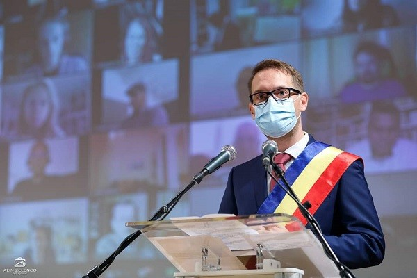 """Timișoara ar putea intra în carantină! Dominic Fritz: """"Nu mai sunt paturi în spitale!""""/ Primarul cere închiderea judeţului"""