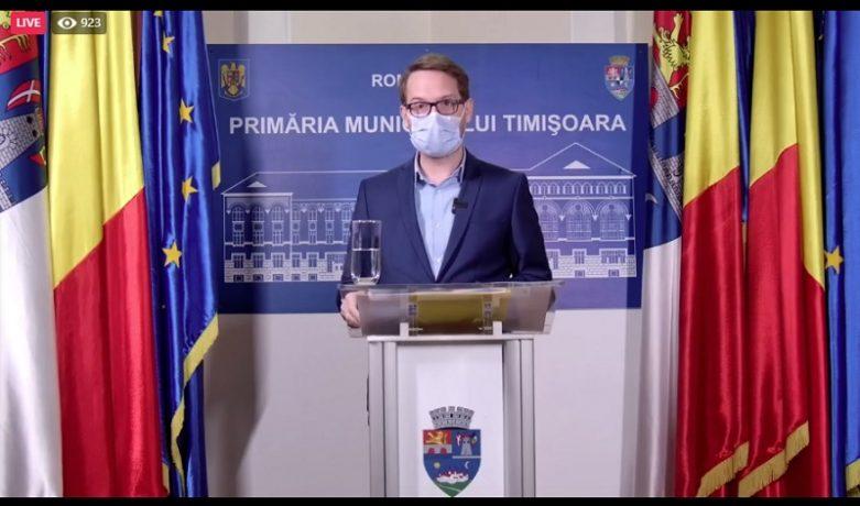 Fritz: Am invitat-o pe Ursula von der Leyen la Timișoara. Am fost foarte convingător. A acceptat