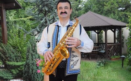 """Instrumentistul Doru Țăranu: """"Nu mă văd trăind fără muzică..."""""""