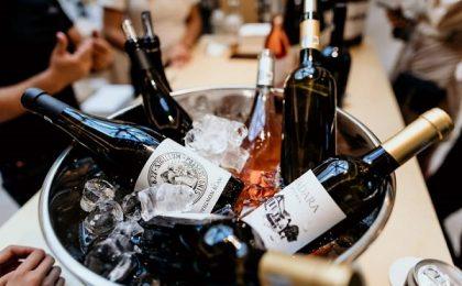 Vinurile premium ale Cramei Dradara – Mocrea, prezente – și apreciate – la două saloane de profil din vestul țării
