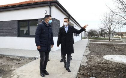 Proiecte majore în comunele Dudeștii Vechi și Lenauheim