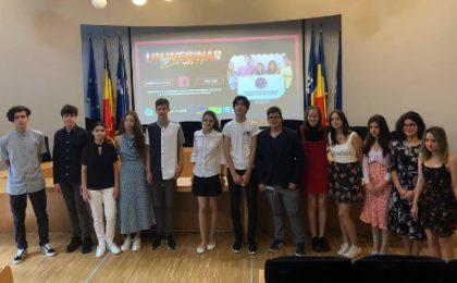 Cu ei ne mândrim! Elevii din Timiş care au obținut nota 10 la Evaluarea Națională au fost premiați