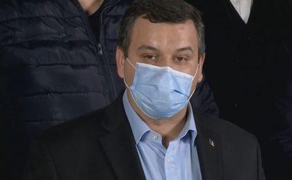 Eugen Tomac a demisionat de la șefia PMP