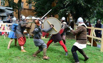 Timişoara. Călătorie în timp, la a treia ediție a Festivalului Medieval al Castelului Huniade