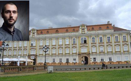 Director interimar la Muzeul Național de Artă Timișoara