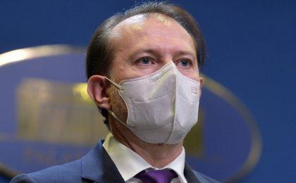 Cîţu anunţă modificarea ordonanței care interzice accesul românilor testați la evenimente publice