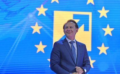 Florin Cîțu este noul președinte al PNL / Orban: Luni demisionez de la șefia Camerei Deputaților
