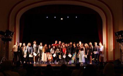 Studenți din Timișoara laureati la Gala Tânărului Actor
