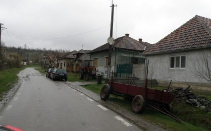 Statornicie și un plus de puținătate! Un fotoreportaj despre un sat timișean care mai are... doar 38 de locuitori