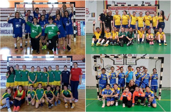 Puternică participare timişeană pe semicerc, la Turneul semifinal de Junioare 4