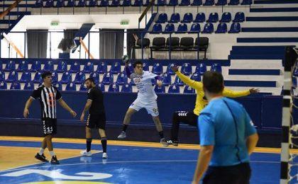 Handbaliștii timișoreni joacă în Maramureș. Partide de verificare