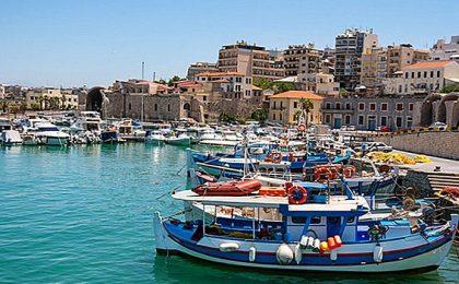 Lockdown în Grecia: Orașul Heraklion din Creta intră în carantină nocturnă