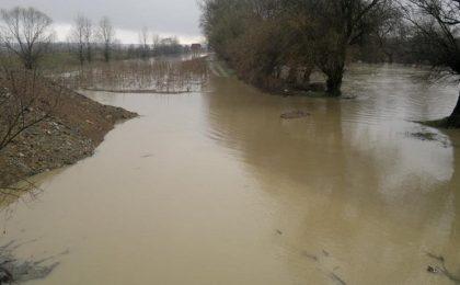 Pericol de inundații în Timiș și Caraș-Severin. Codul portocaliu, prelungit. Astăzi a fost emisă o nouă avertizare