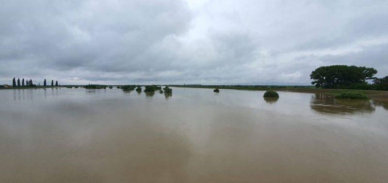 Pericolul de inundații nu a trecut! Cod portocaliu și cod galben de inundații pe râuri din Timiș și Caraș-Severin