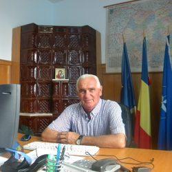 și Ioan Sima, actual vice, fost primar