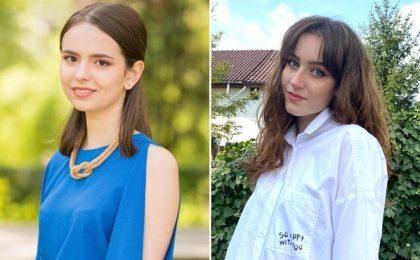 Două eleve din Timișoara, din nou pe podiumul mondial