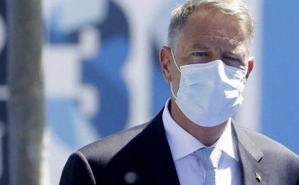 """Iohannis anunță noi """"măsuri clare, restrictive"""""""