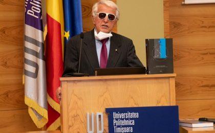 Distincție pentru academicianul Ion Boldea, unul dintre cei mai prolifici profesori timişoreni