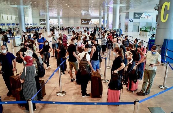 Condiții de intrare în Israel: maxim 6 luni de la vaccinare și test pe aeroport