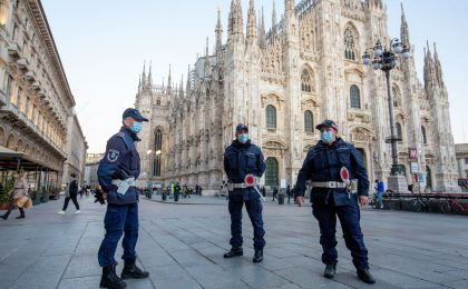 Italia ar putea deveni prima țară din Europa care impune obligativitatea vaccinării antiCovid pentru populație. Ce anunț a făcut premierul