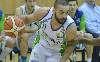 Un nou transfer la SCM Timişoara: baschetbalistul bulgar Ivan Lilov