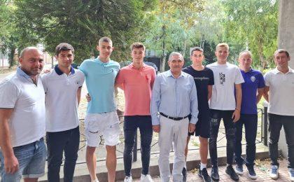 Primele contracte pentru cinci juniori de la Poli Timişoara