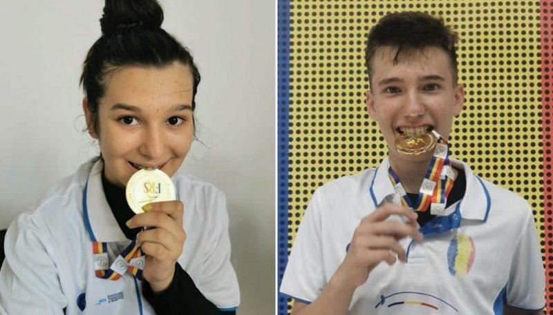 Micii campioni care au adus titlul național la Timișoara. Foto