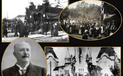 Károly Telbisz, unul dintre cei mai iubiţi primari ai Timişoarei
