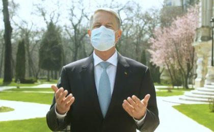 Iohannis: Vaccinarea oprește pandemia! Masca redevine obligatorie peste tot! Restricții în plus pentru nevaccinați! Vacanță pentru toți copiii, de luni